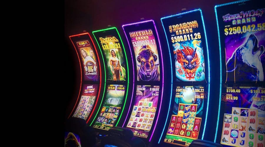 machines de jeu d'aristocrat salon du jeu